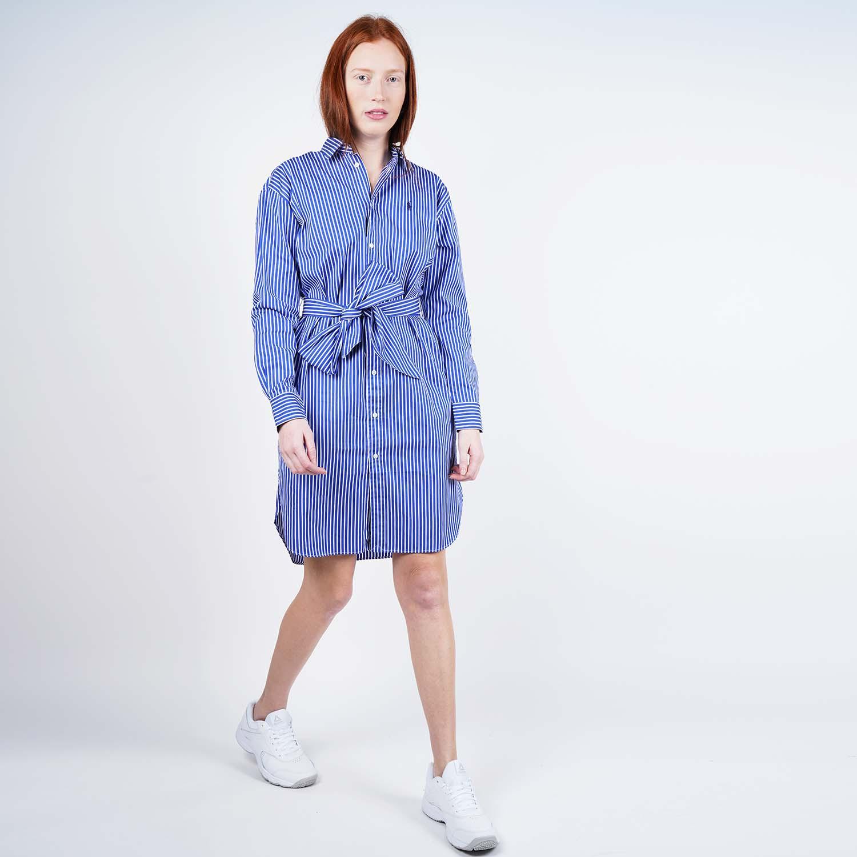 Polo Ralph Lauren Ladies Blke Casual Dress-Long Sleeve (9000050512_44947)