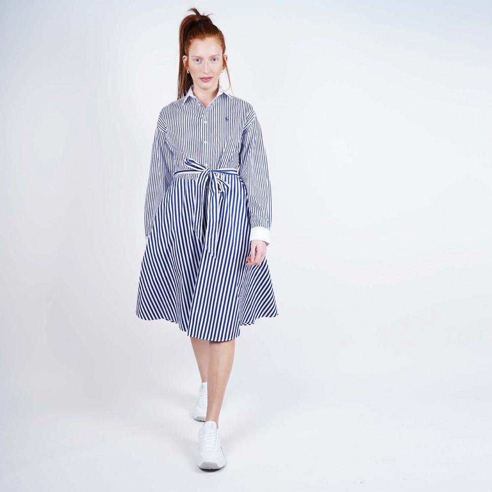 Polo Ralph Lauren Women'S Cotton Shirtdress