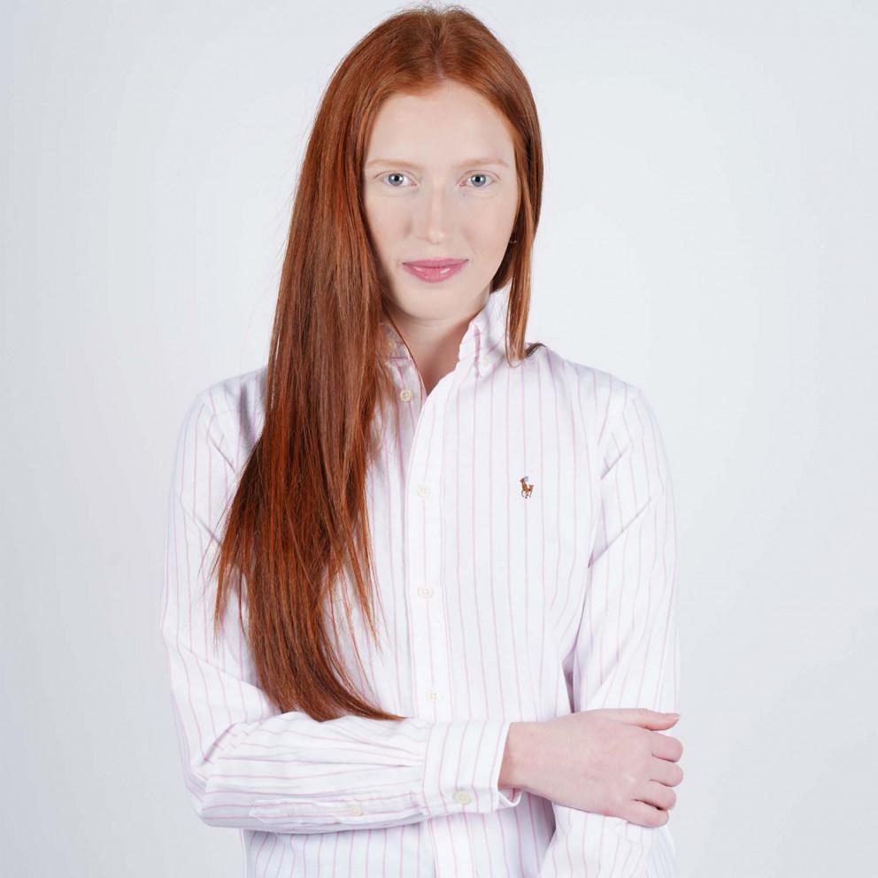 Polo Ralph Lauren Kendal LongsLeeved Women's Shirt