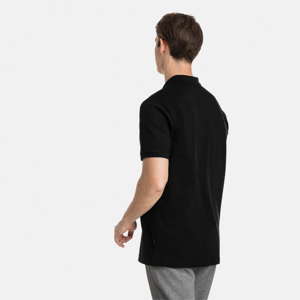 Puma Essentials Men's Pique Polo T-Shirt