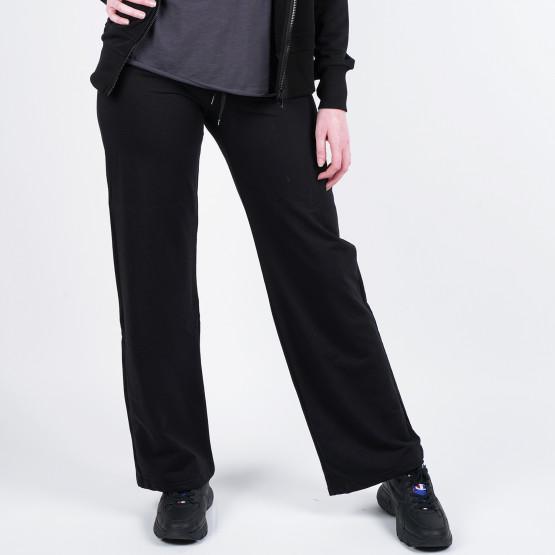 BODYTALK Women's Wide Leg Pants - High Crotch