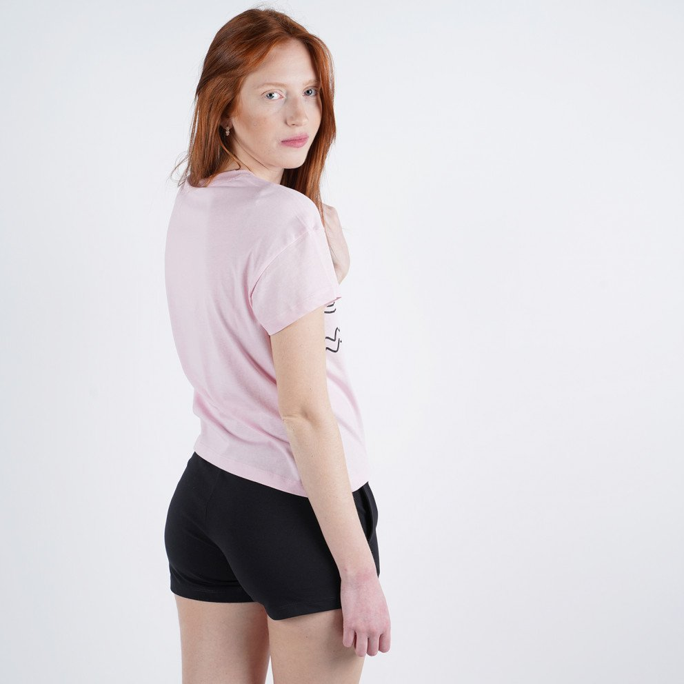 Champion Crewneck Women's Tee