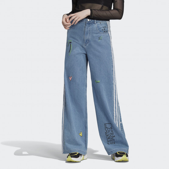 adidas Originals Denim Women's Trackpants