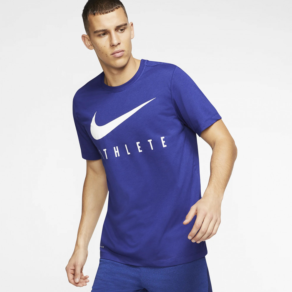 Nike Men'S Dri-Fit T-Shirt Athlete