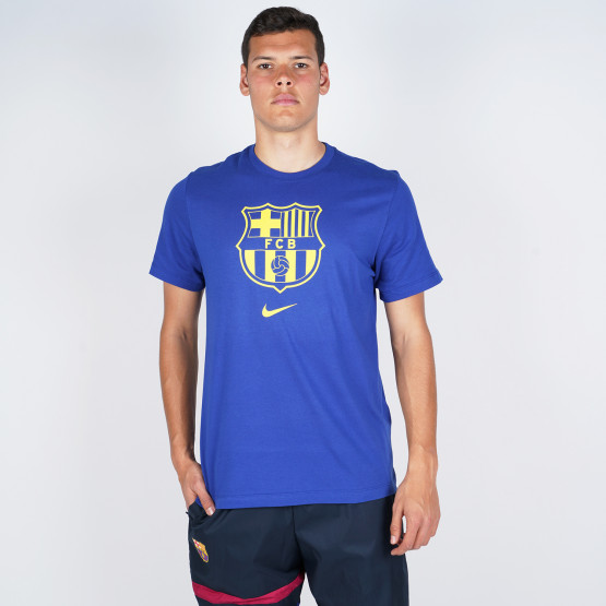 Nike Men's T-Shirt FC Barcelona Evergreen Crst 2