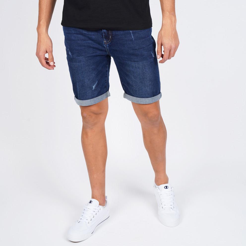 Emerson Men's Stretch Denim Shorts