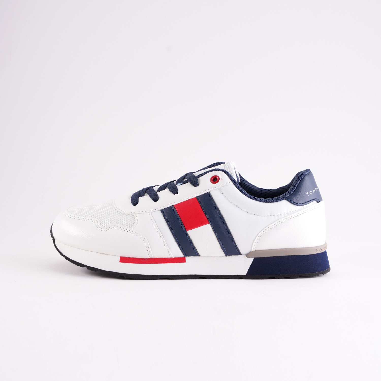 Tommy Jeans Low Cut Lace-Up Sneakers For Kids (9000051297_2879)