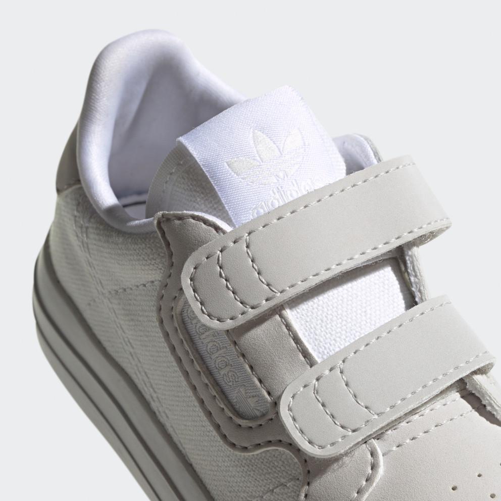 adidas Originals Continental Vulc Βρεφικά Παπούτσια