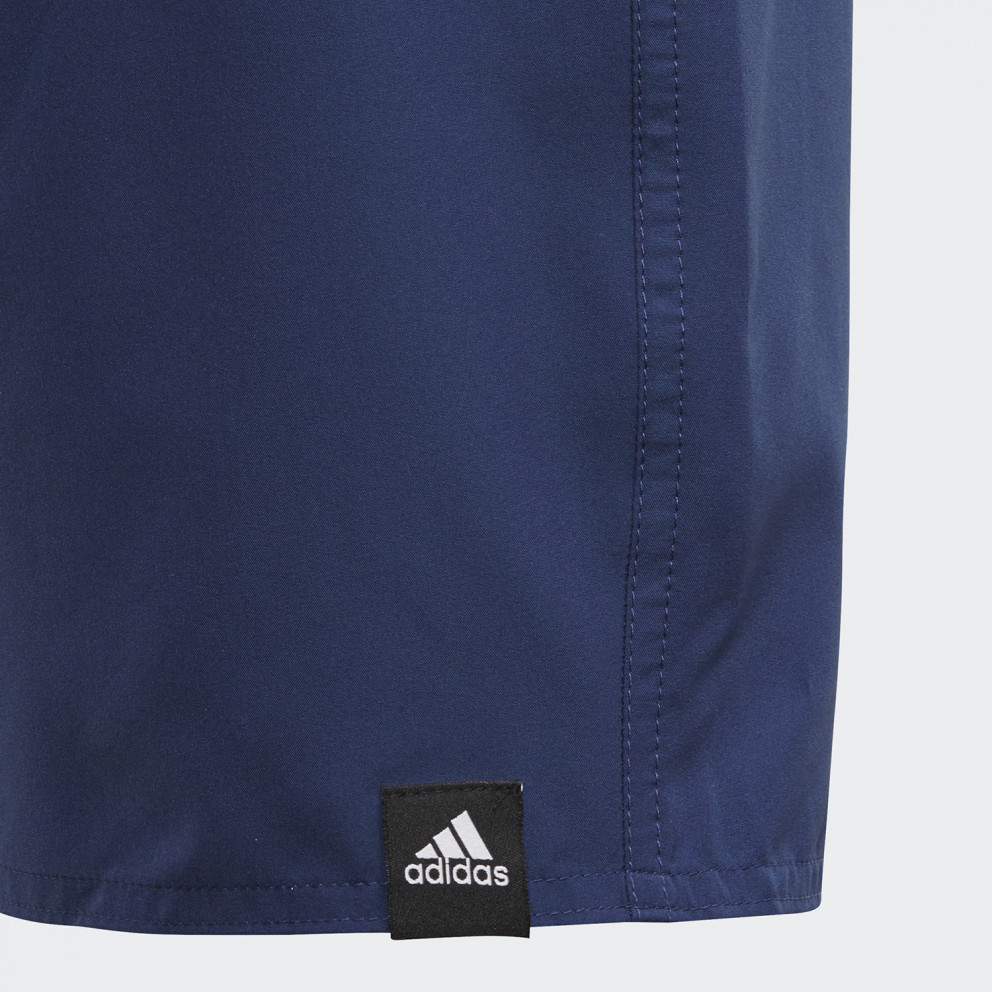 adidas Performance Bold 3-Stripes Kids' Swim Shorts