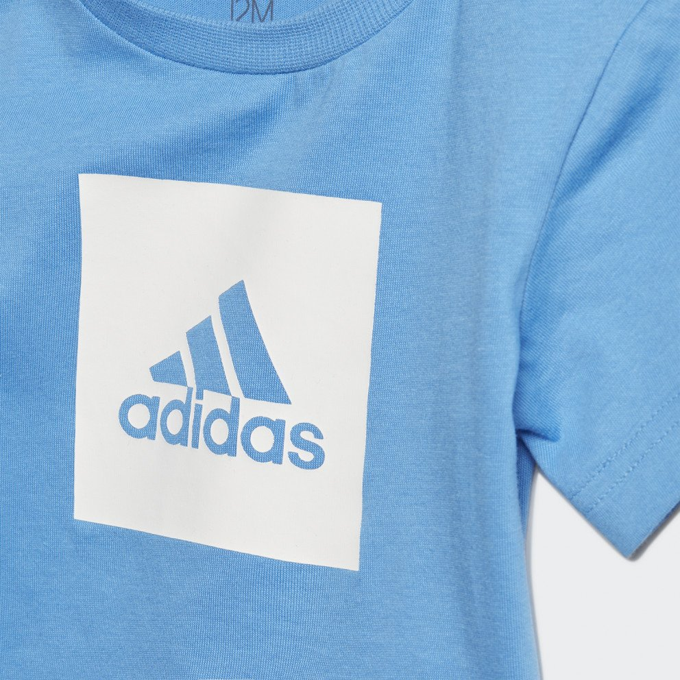 adidas Performance Baby'S Logo Summer Set