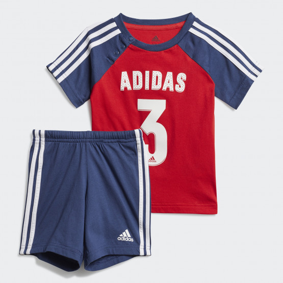 adidas Performance Babies Sport Summer Set