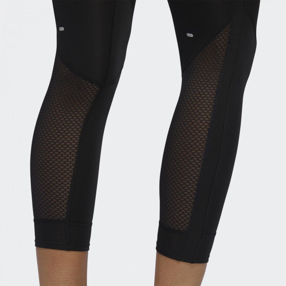 adidas Performance Women'S Own The Run 3-Stripes Fast Leggings
