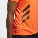 adidas Performance Run It 3-Stripes Pb Tee