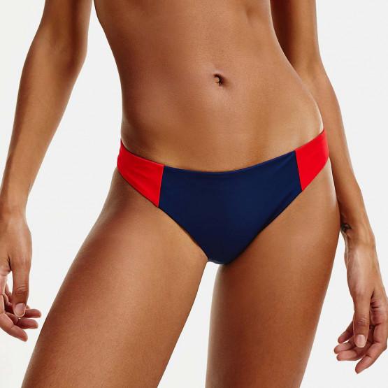 Tommy Jeans Colour-Blocked Bikini Bottoms