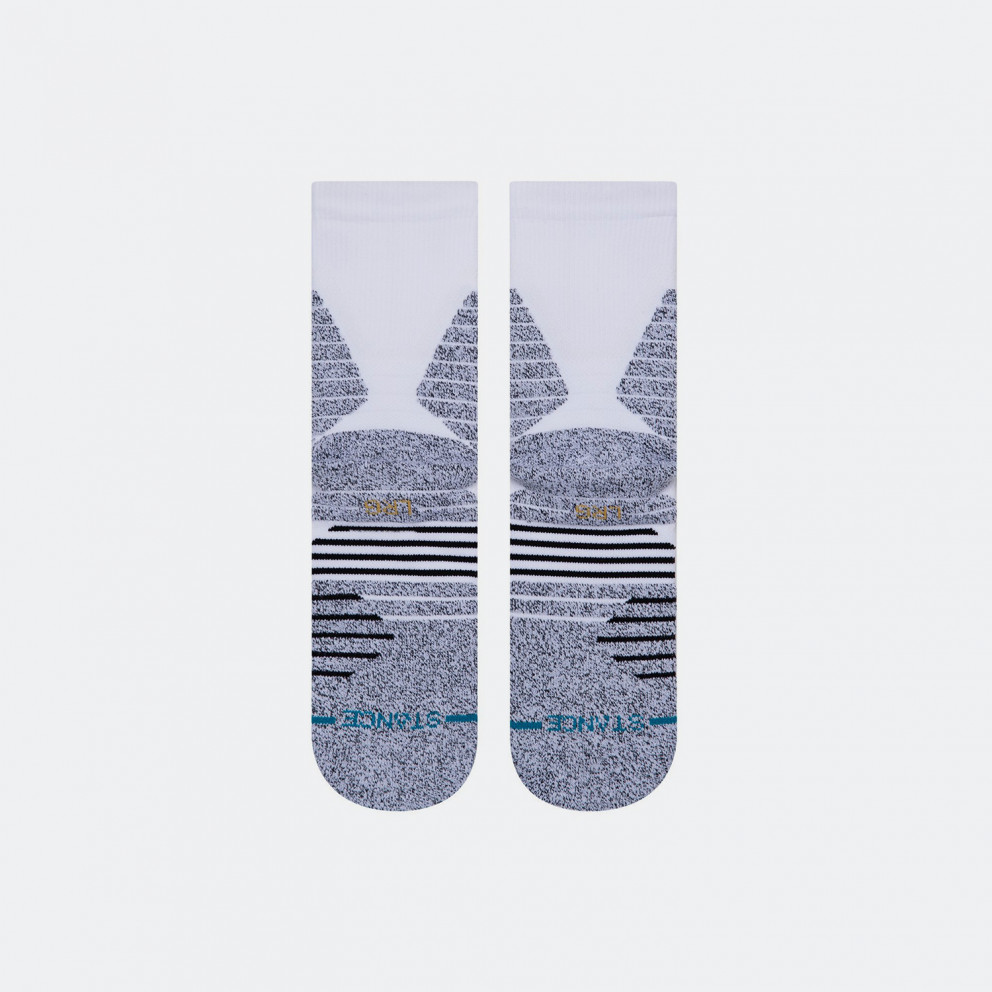 Stance Icon Hoops Crew Quarter Unisex Socks