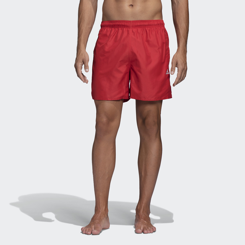 adidas Performance Men'S Clx Solid Swim Shorts (9000045016_43432)