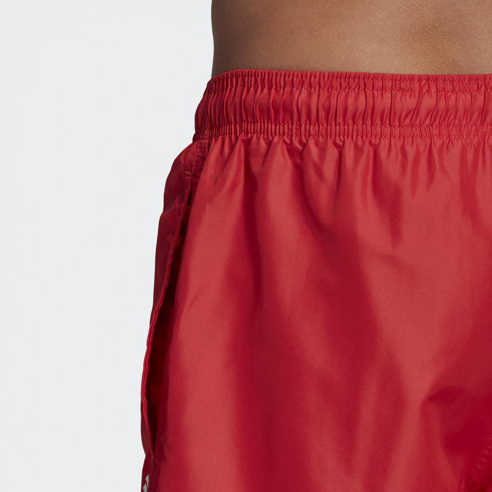 adidas Performance Men'S Clx Solid Swim Shorts