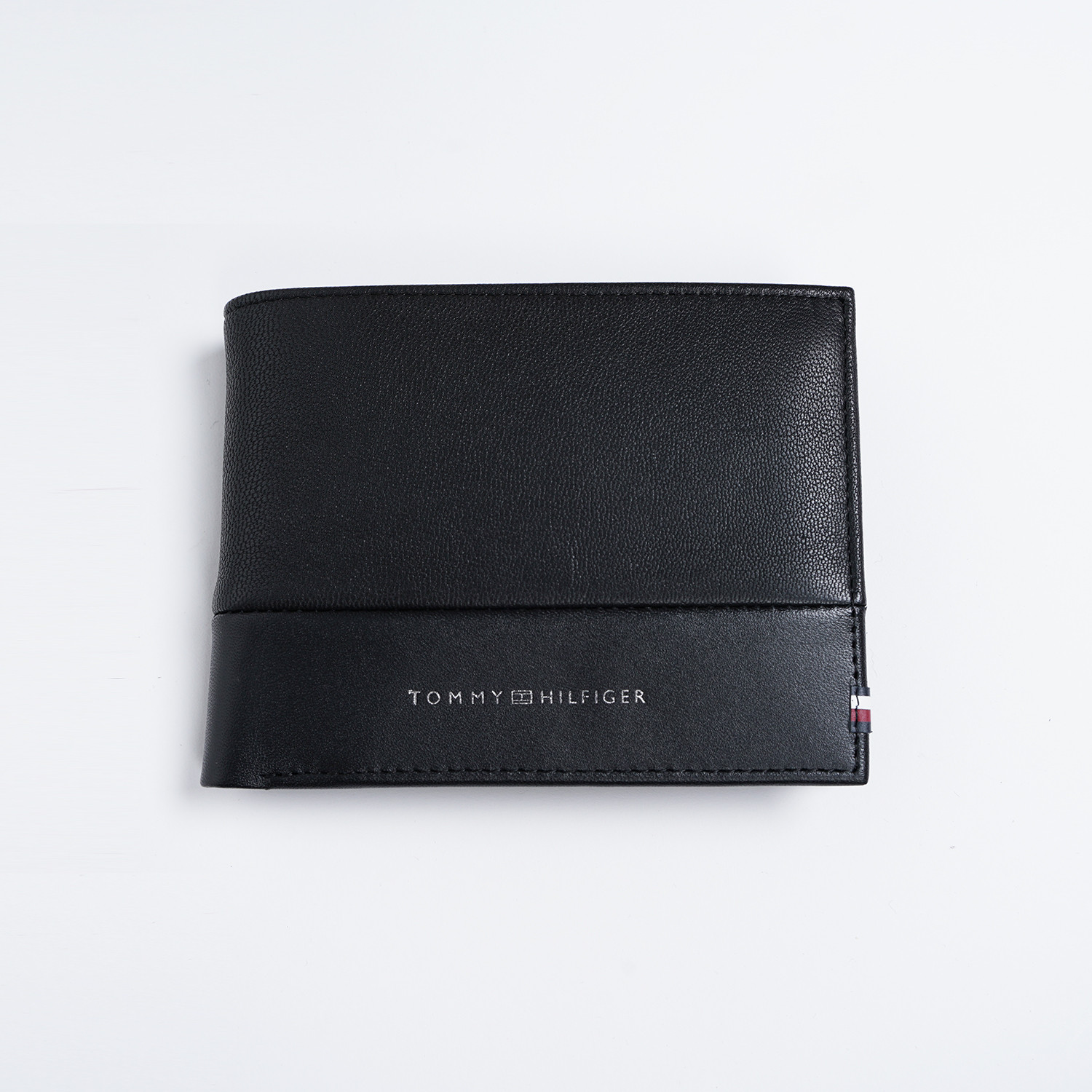 Tommy Jeans Texrured Flap And Coin Men's Wallet (9000046778_1469)