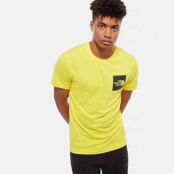THE NORTH FACE Fine | Ανδρικό T-shirt Lemon