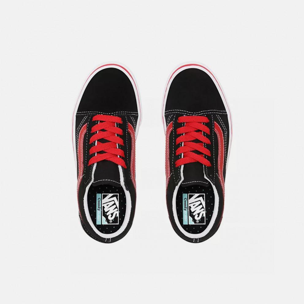 Vans Pop Comfycush Old Skool Shoes For Kids