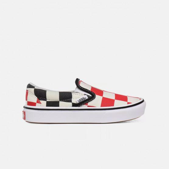 Vans Comfycush Slip-On Shoes For Kids