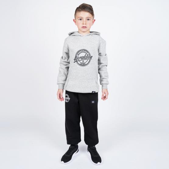 Ofi F.c. 'heraklion' Kids' Hoodie & Pants Set