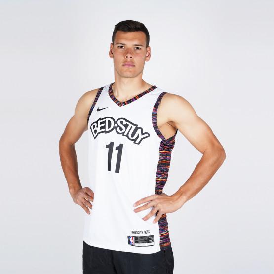 Nike NBA Swingman Kyrie Irving Nets City Edition Men's Jersey
