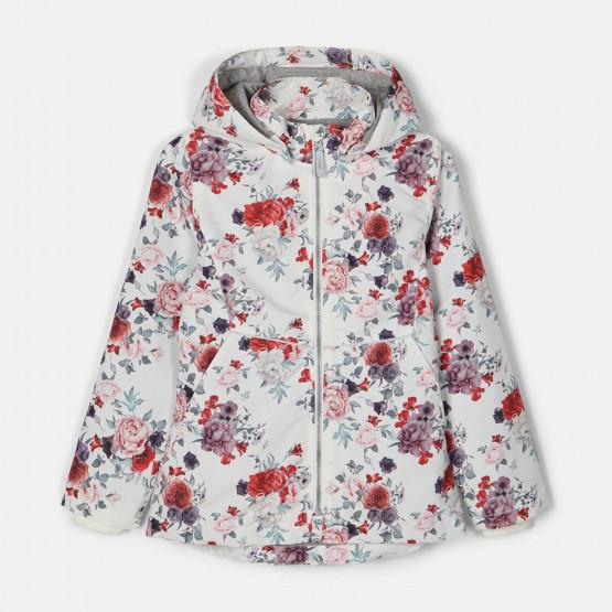 Name it Floral Print Spring Kids' Jacket
