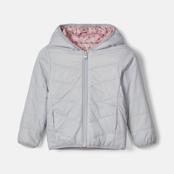 Name it Reversible Lightweight Puffer Infant Jacket