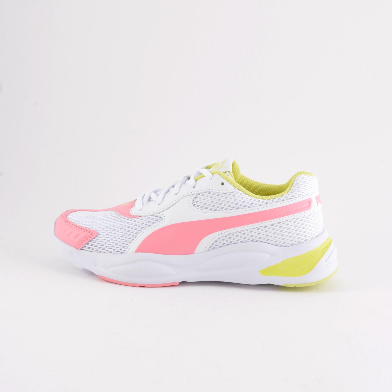 Puma 90S Runner Mesh Girls Shoes (9000047469_44095)