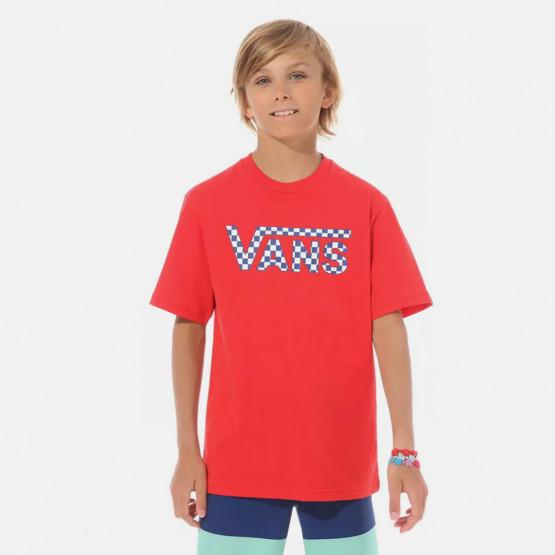 Vans Boys Classic Logo Fill T-shirt