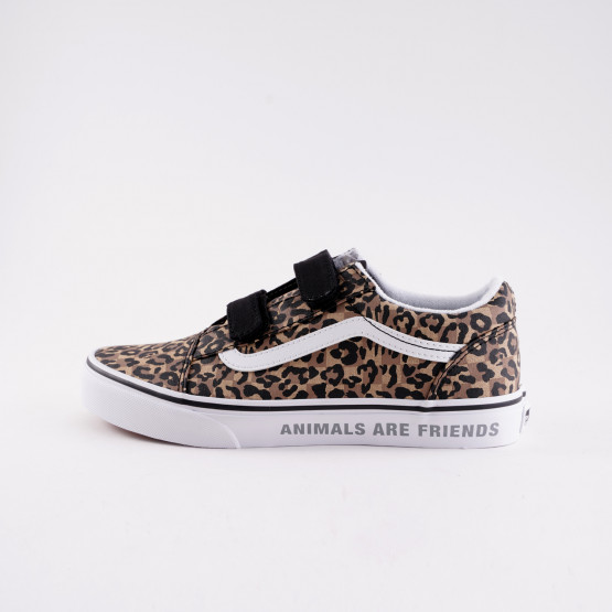 Vans Checkerboard Old Skool Girls' Shoes