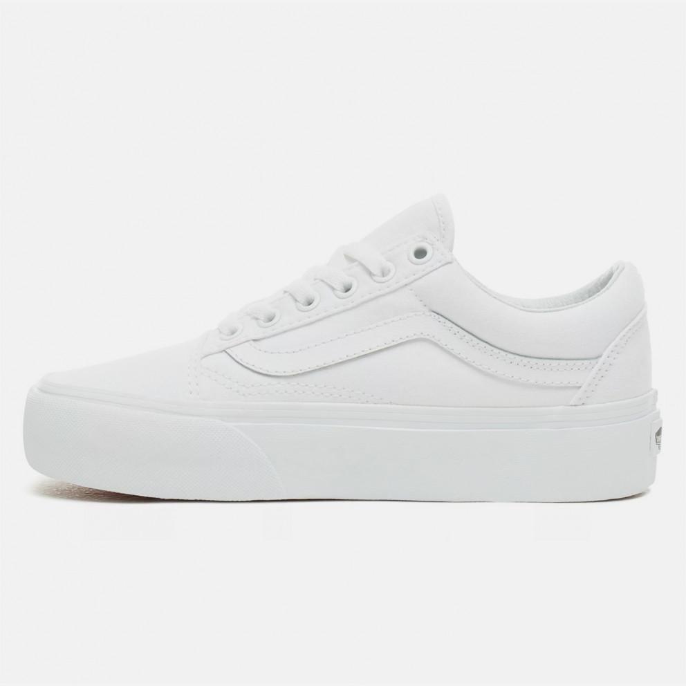 Vans Old Skool Platform Women's Shoes