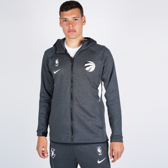 Nike Men's NBA Toronto Raptors Therma Flex Showtime Hoodie