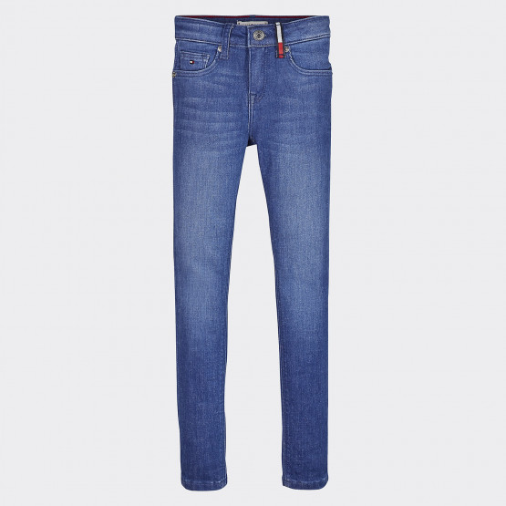 Tommy Jeans Nora Super Skinny Fit Jeans For Kids