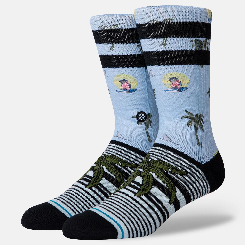 Stance Aloha Monkey Unisex Socks (9000051726_45219)