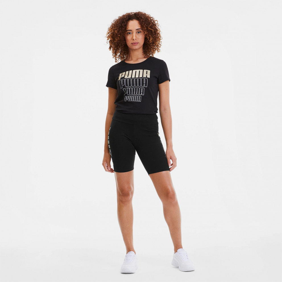 "Puma Rebel 7"" Women's Tight Shorts"