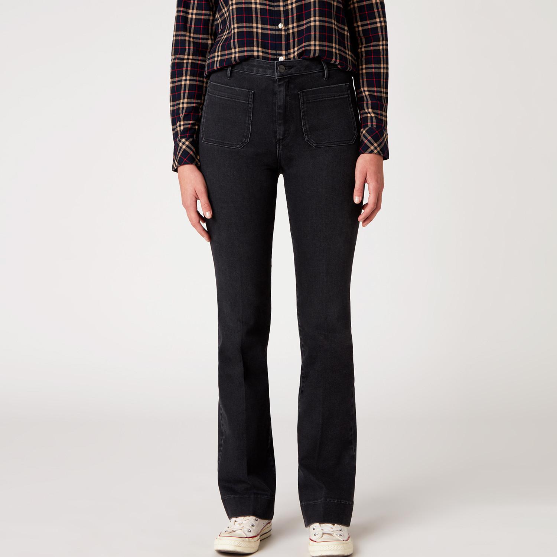 Wrangler Flare Women's Jeans (9000049753_9041)