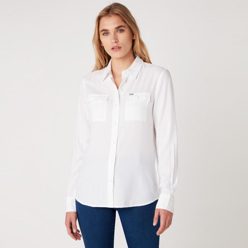 Wrangler Women'S Utility Shirt