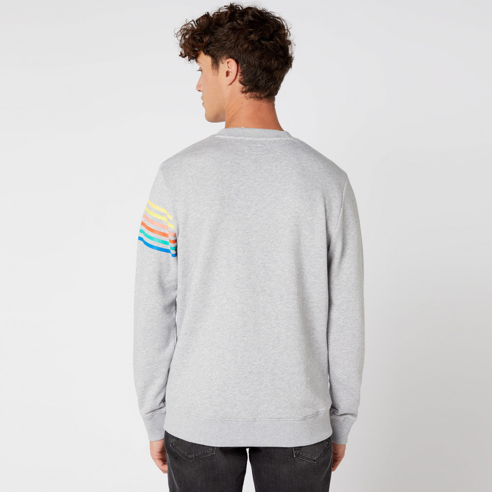 Wrangler Men'S Seasonal Logo Sweat