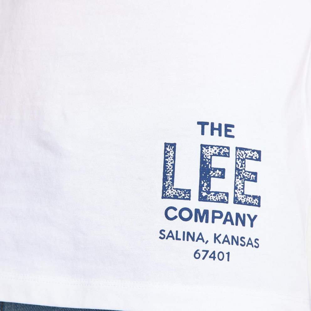 Lee Branded Men's T-Shirt