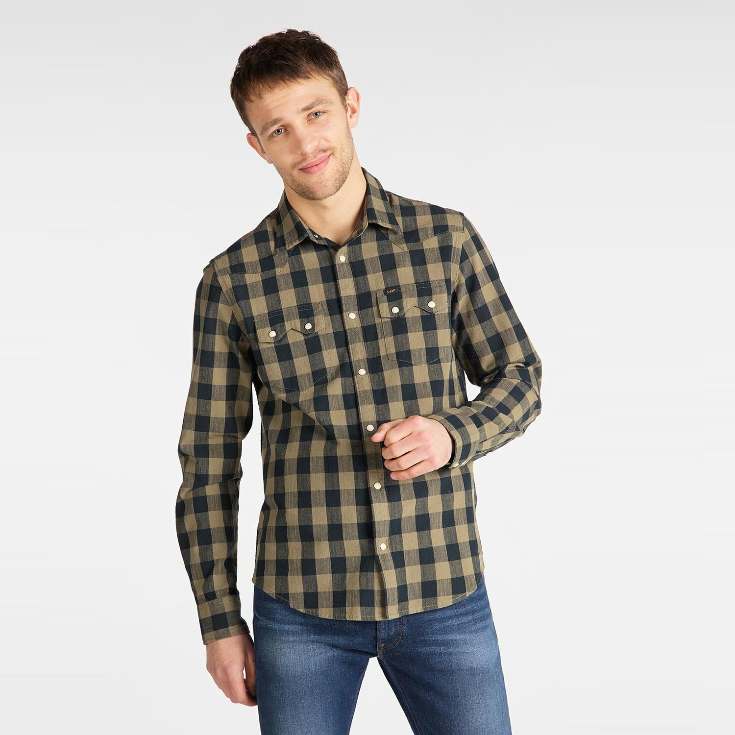 Lee Rider Men's Shirt (9000049895_44734)