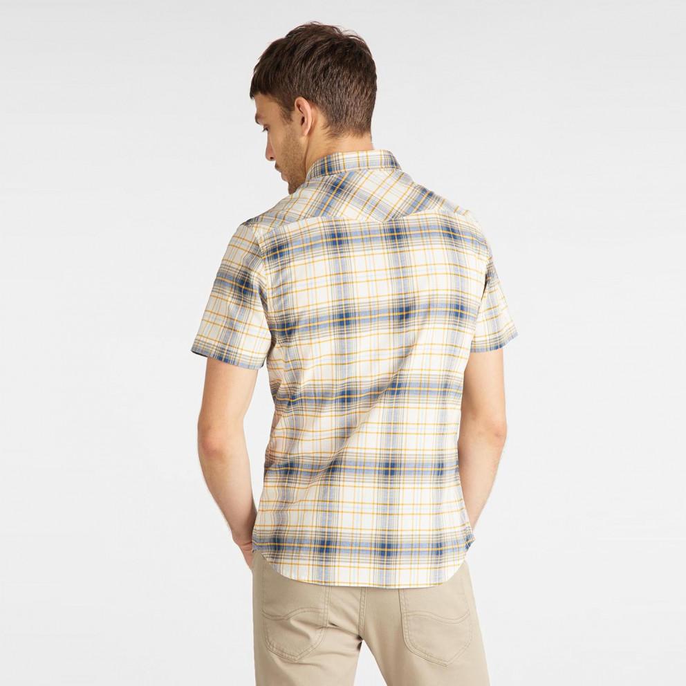 Lee Men'S Western Short SLeeve Shirt