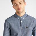 Lee Slim Button Down Men's Shirt