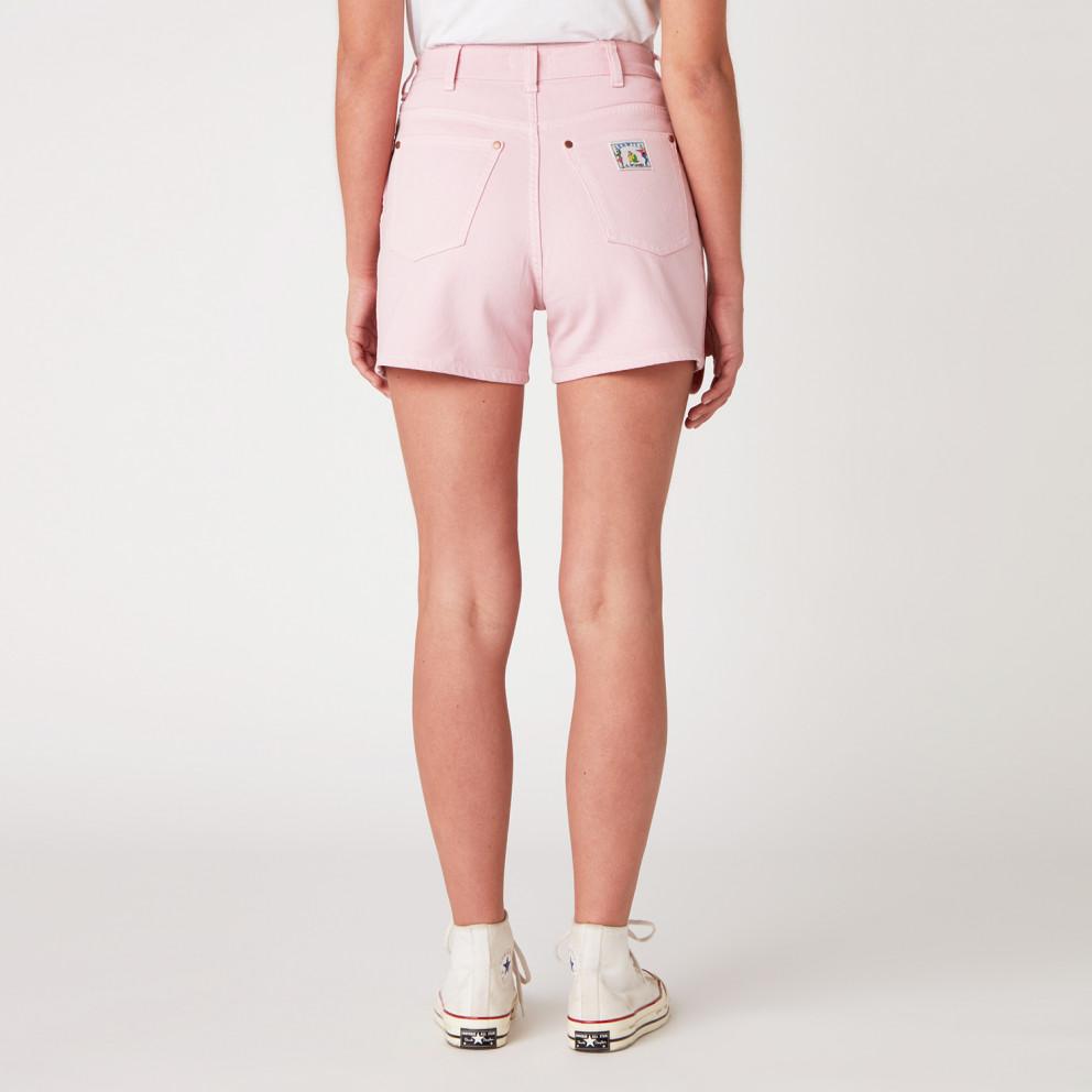 Wrangler Women'S Mom Short