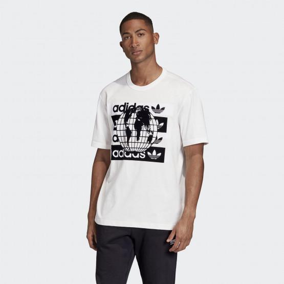 adidas Originals Men's R.Y.V. Message Tee