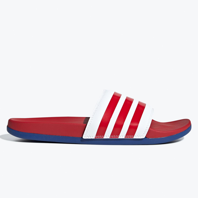 adidas Performance Men's Adilette Cloudfoam Plus Stripes Slides (9000044811_43352)