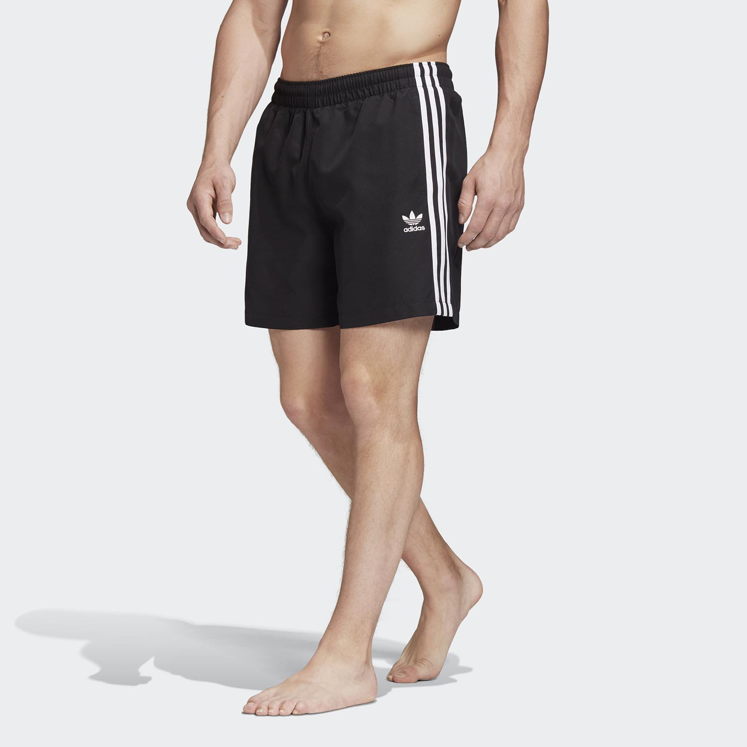 adidas Originals Men'S 3-Stripes Swim Shorts (9000045722_1469)