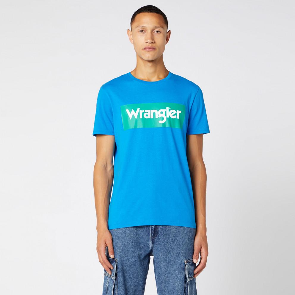 Wrangler Ανδρικό T-Shirt