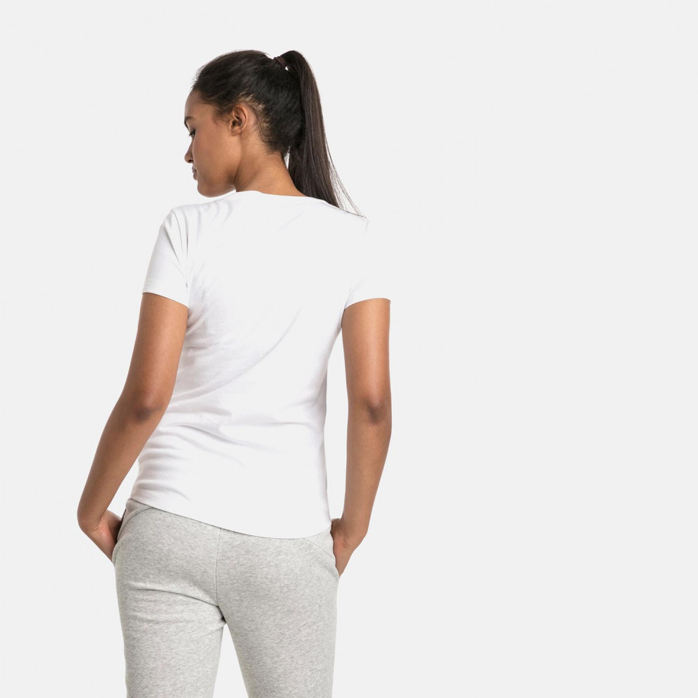 Puma Essentials Logo Women's Tee